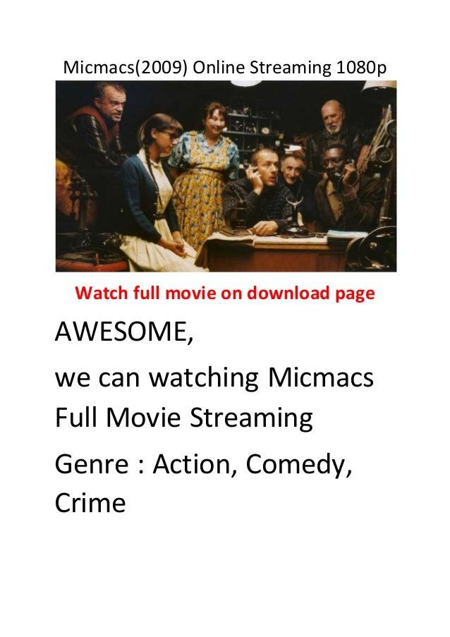 Micmacs Stream