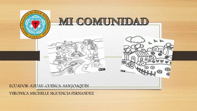 ECUADOR-AZUAY-CUENCA-SAN JOAQUÍN VERONICA MICHELLE SIGUENCIA FERNANDEZ