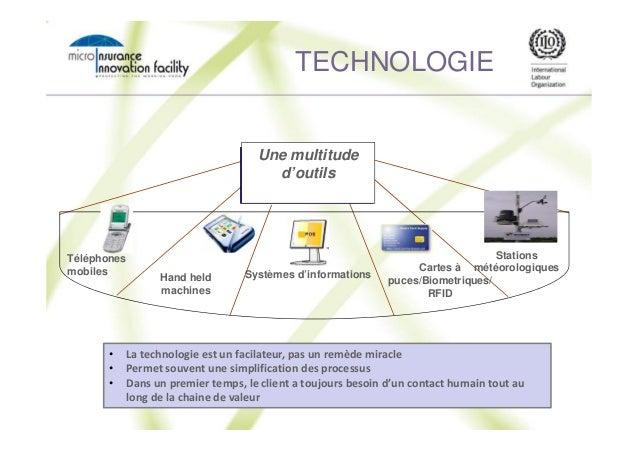 Hand held machines Systèmes d'informations Cartes à puces/Biometriques/ RFID Une multitude d'outils • La technologie est u...