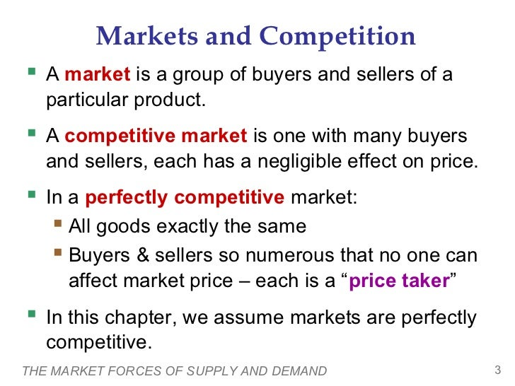 the factors that affect the demand for a particular product in the market Unlike demand, supply refers to the both stock and market price of a product affect its supply to a some of the factors that influence the supply of a.