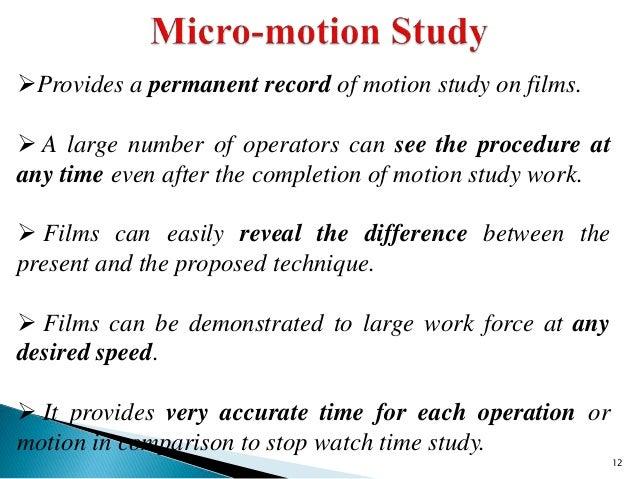 Micro Motion Study - pt.scribd.com