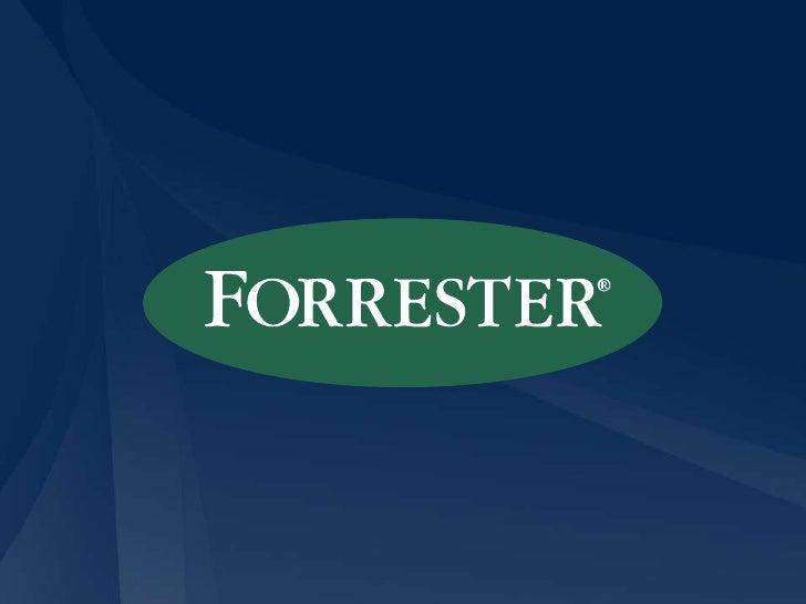 Twitter: Simple, Powerful, Web2.0 Customer Service &Marketing ToolJoel PostmanPresentation to Forrester ResearchOctober 23...