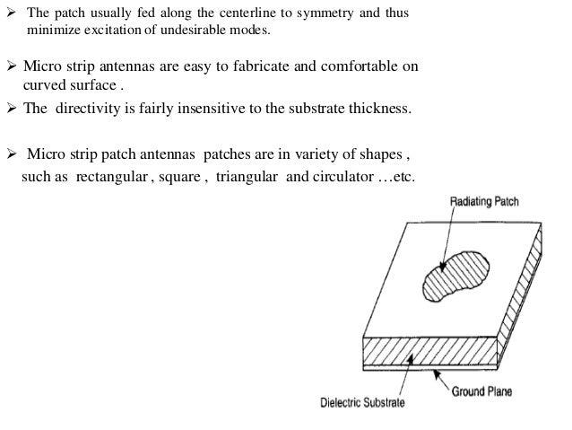 MicroStrip Antenna Slide 3