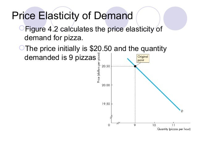 Elasticity Micro Economics ECO101