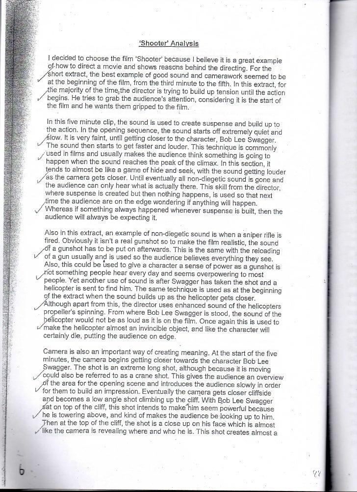 Micro Motion Film Analysis Essay - image 8