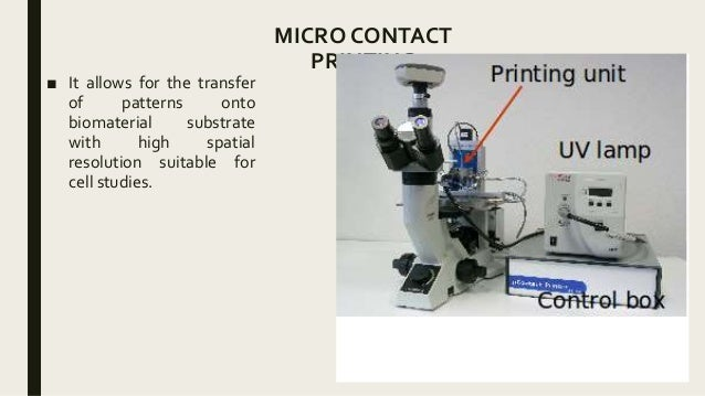Micro And Nanoengineering Approaches To Developing