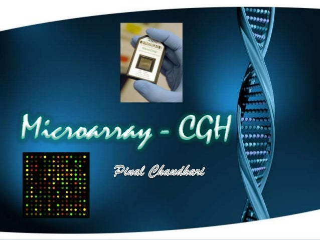 A microarray is a tool for analyzing gene expression that consists of a small membrane or glass slide containing samples o...