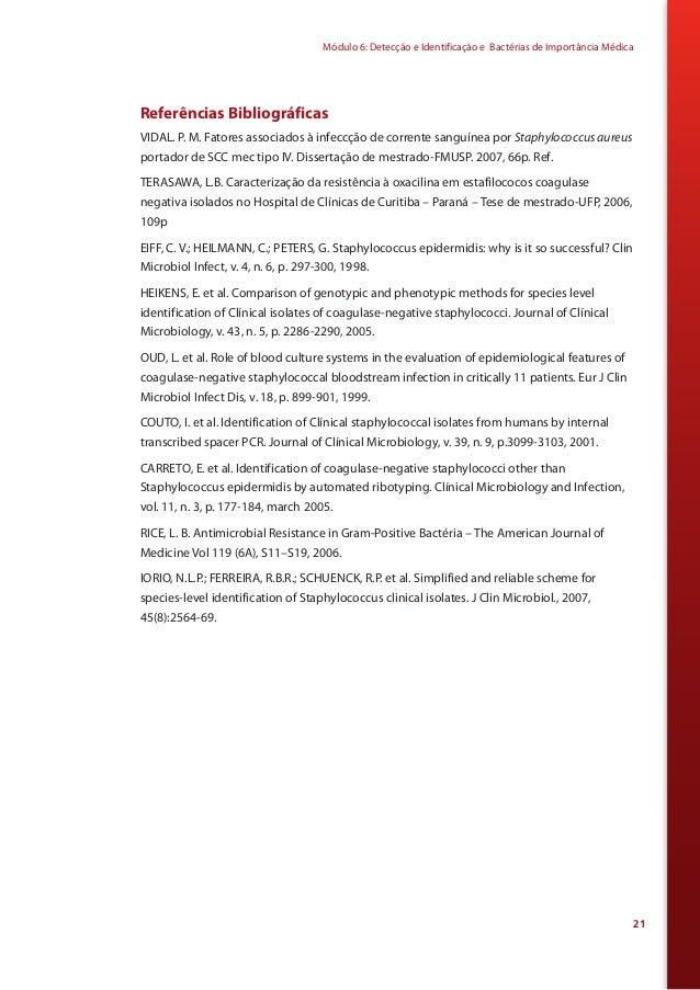 Microbiologia clinica anvisadeteccaoeidentificacaodebacterias 23 fandeluxe Gallery