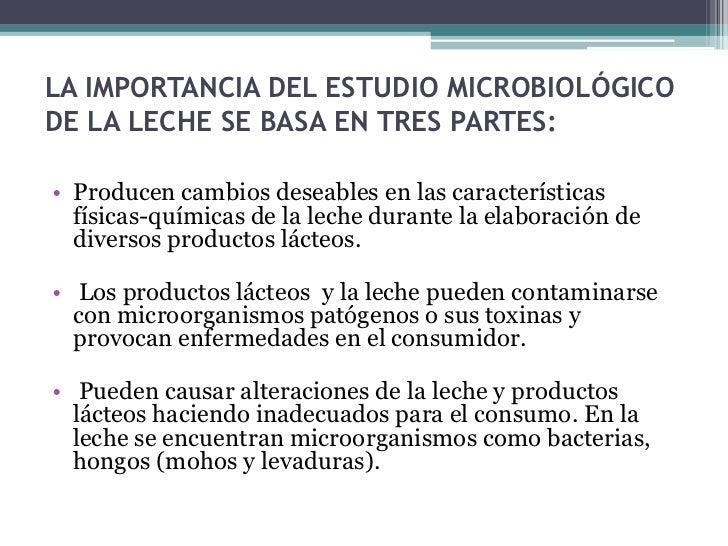 Microbiologia de la leche y sus productos i Slide 3