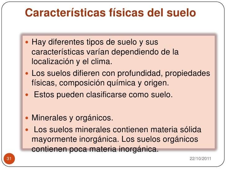 Microbiologia del suelo para estudiantes de microbiologia for Suelos y tipos de suelos