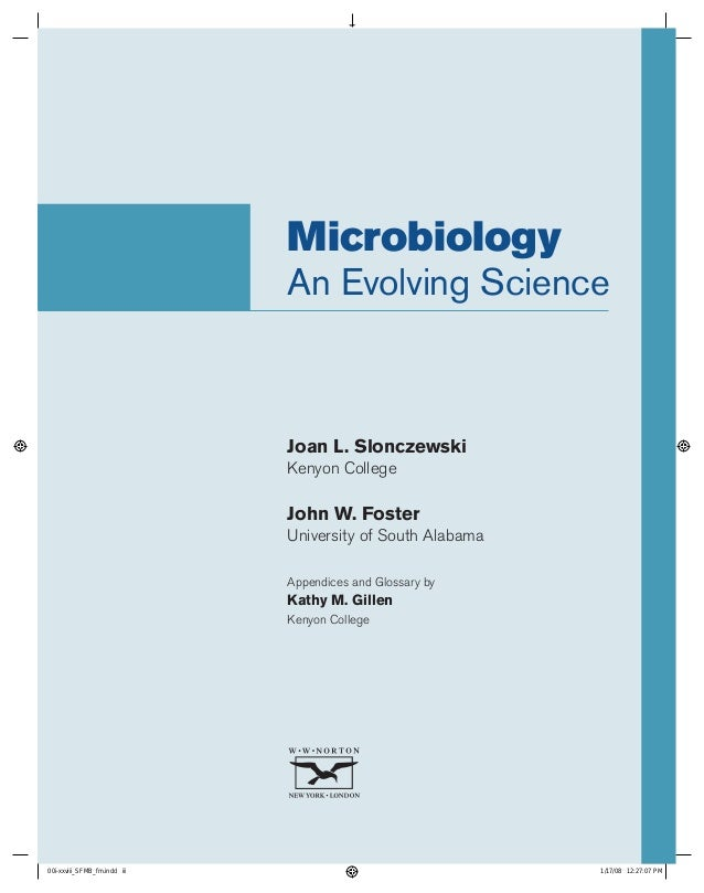 Microbiology an evolving science 3rd edition 7 fandeluxe Images