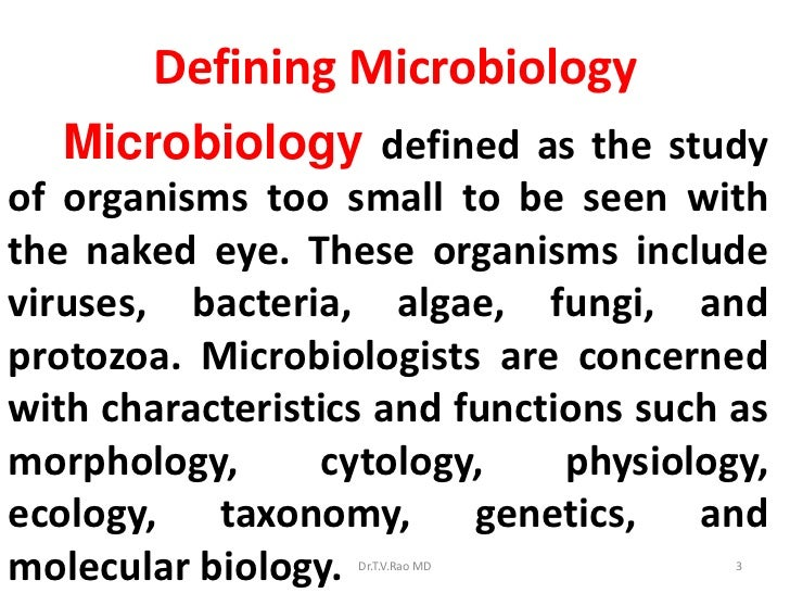 intro to microbiology Industrial microbiology or microbial biotechnology encompasses the use of  microorganisms in the manufacture of food or industrial products the use of.