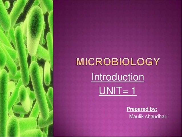 Introduction UNIT= 1 Prepared by: Maulik chaudhari