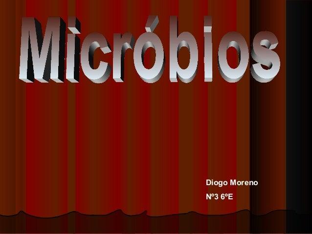 Diogo Moreno Nº3 6ºE