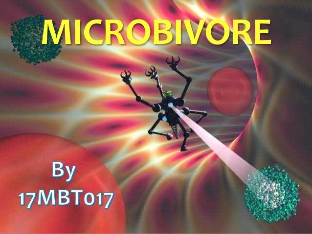 MICROBIVORE