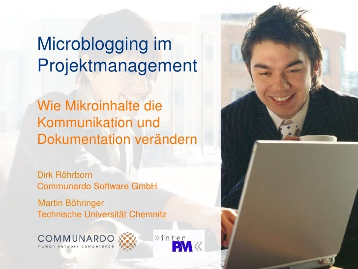 Microblogging im Projektmanagement