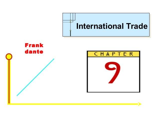 MB MC International Trade Frank danteDante