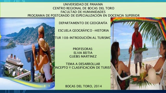 UNIVERSIDAD DE PANAMA CENTRO REGIONAL DE BOCAS DEL TORO FACULTAD DE HUMANIDADES PROGRAMA DE POSTGRADO DE ESPECIALIZACIÓN E...