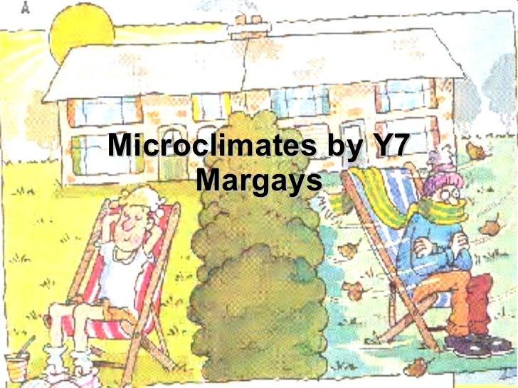Microclimates by Y7 Margays