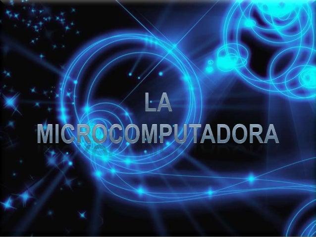Micro computadora