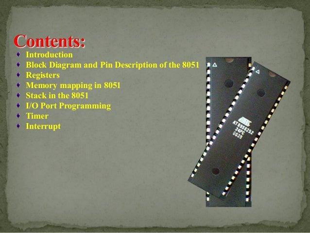 Microcontroller 8051 By Mitesh Kumar