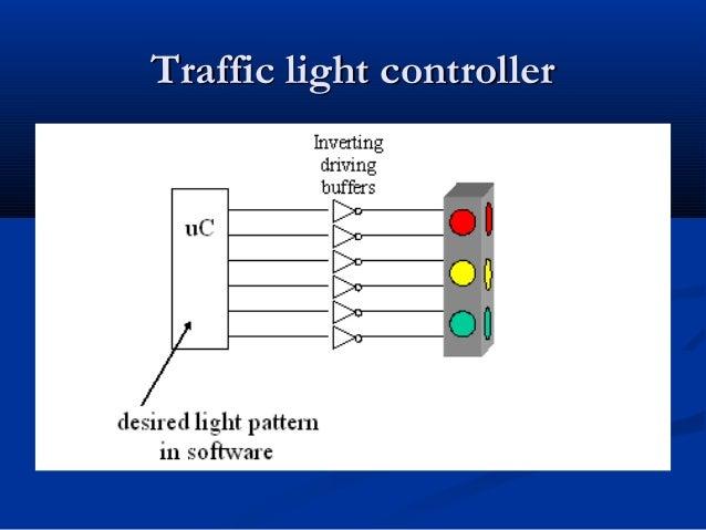 Traffic light controllerTraffic light controller