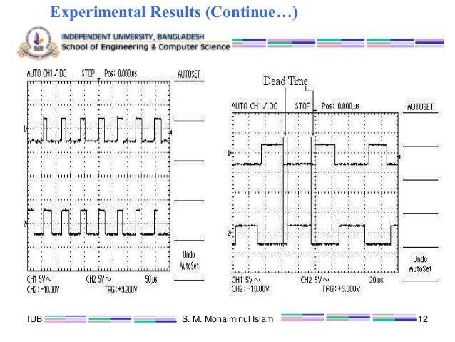 Microcontroller based sinusoidal pwm inverter for