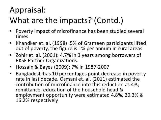 impact of microfinance on women empowerment pdf
