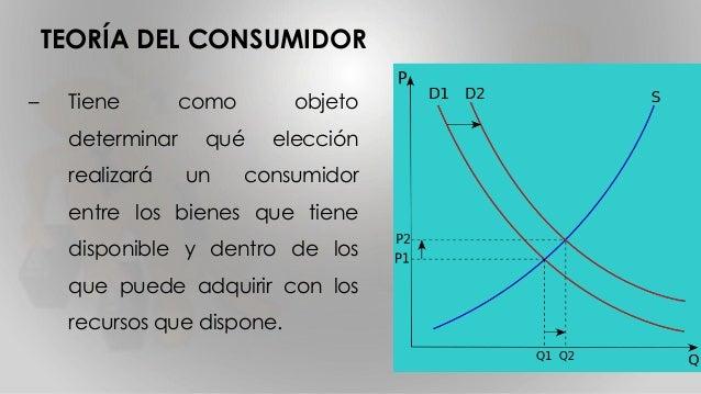Teoria del consumidor pdf