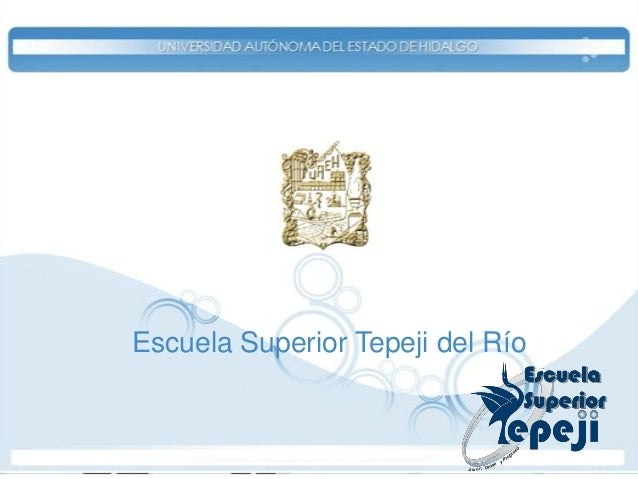 Escuela Superior Tepeji del Río