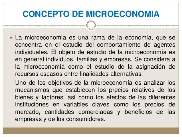 Microeconomia for Concepto de oficina y su importancia