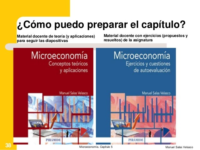 ¿Cómo puedo preparar el capítulo? Material docente de teoría (y aplicaciones) para seguir las diapositivas Material docent...