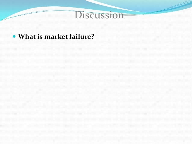 supply and demand and market failure The equilibrium price and quantity in a market will change when there are shifts in both market supply and demand.