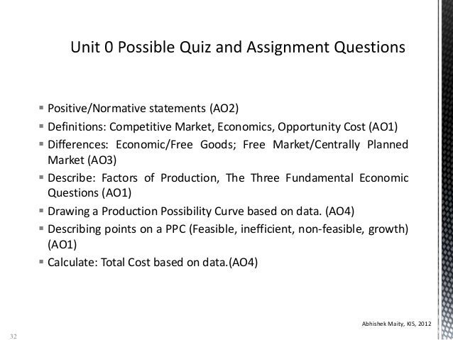 Microeconomics Research Paper Topics