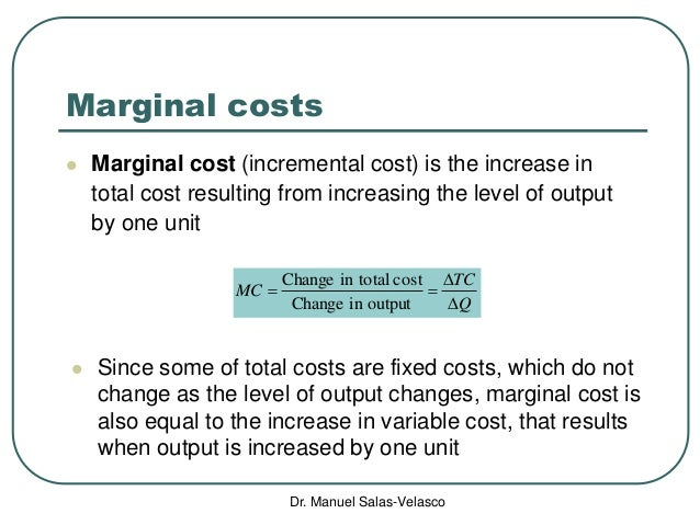 microeconomics average cost and marginal cost Average total cost is the sum of average variable cost and average fixed cost or  we can say, average cost is equal to the total cost divided by.
