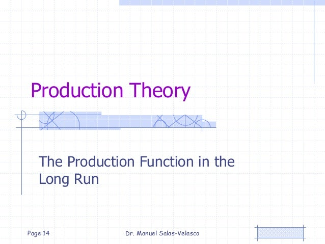 microeconomics production theory Introduction to economics and microeconomic  is integral part of microeconomics theory  phptitle=introduction_to_economics_and_microeconomic_theory&oldid.