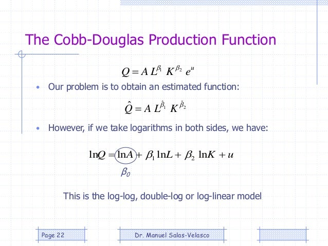 Chapter 6 production. The production function a production.
