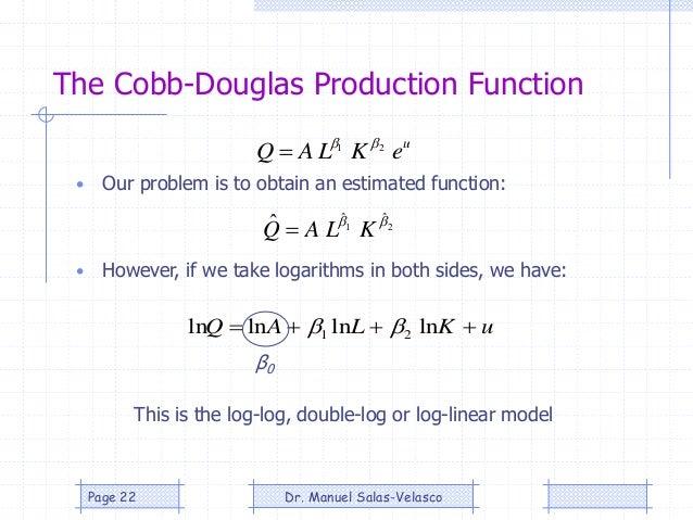 The optimum factor combination | economics.