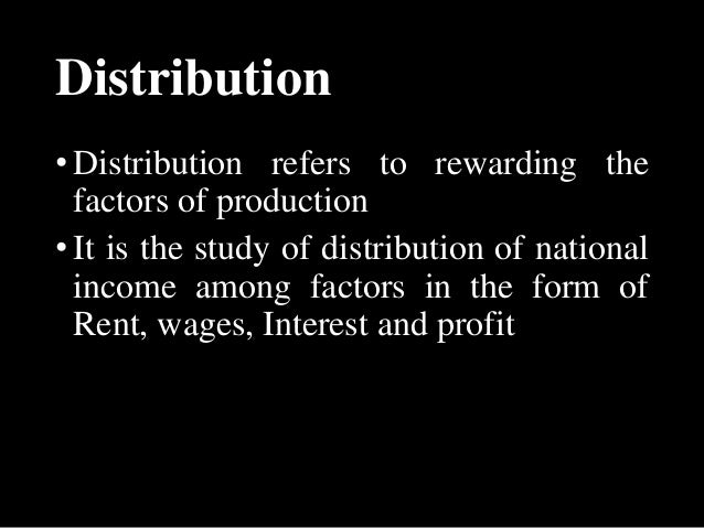 Microeconomics introduction
