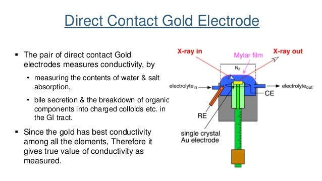 • The three electrode electrochemical cell detects the level of dissolved oxygen in solution. • It measures the oxygen gra...