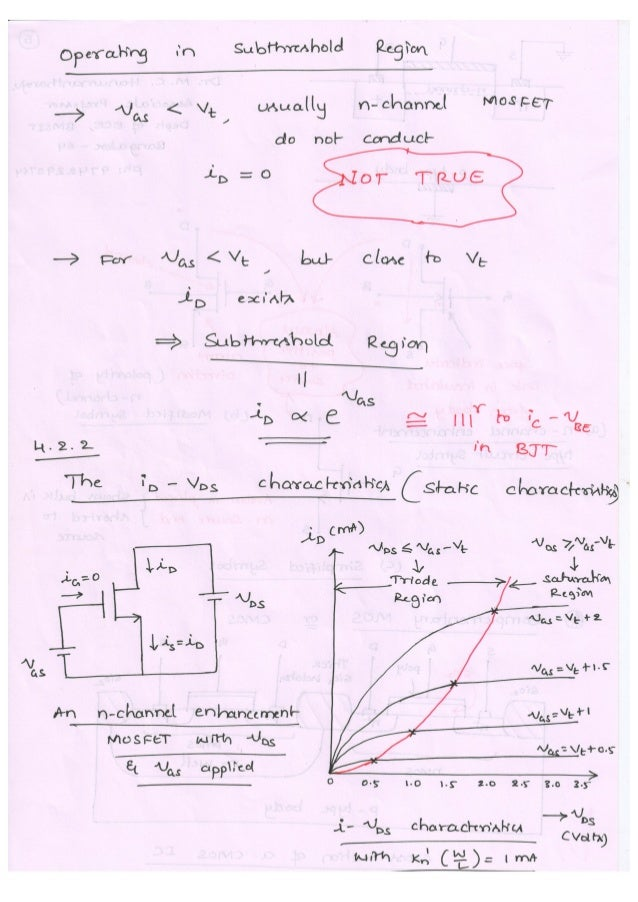 microelectronic circuits (10ec63) notes for visvesvaraya technologica\u2026Electronic Circuit Notes #19