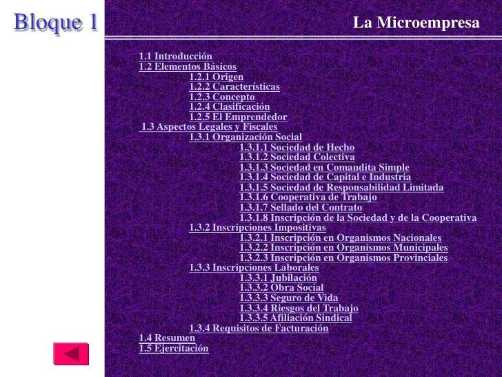 Microemprendimientos Slide 3