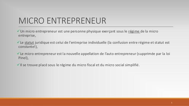 Creation D Une Micro Auto Entreprise