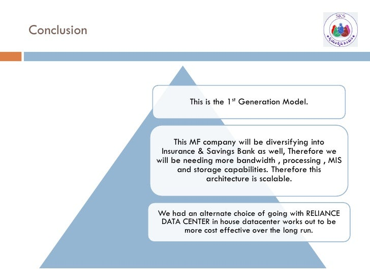 Conclusion                         This is the 1st Generation Model.                       This MF company will be diversi...