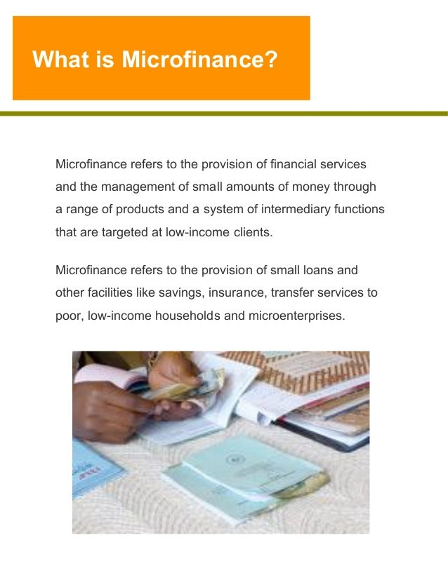 evolution of microfinance and poverty reduction Does microfinance still hold promise for reaching the poor does microfinance still hold promise for  when the concept of microfinance as a poverty reduction.