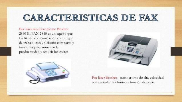 microfon plotter y fax