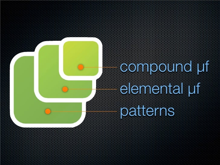 design patterns posh pieces of the puzzle