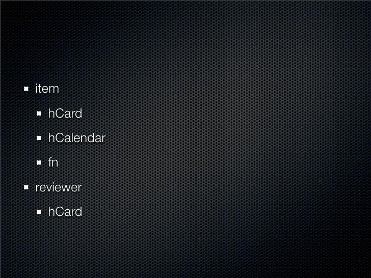 contact   hCard
