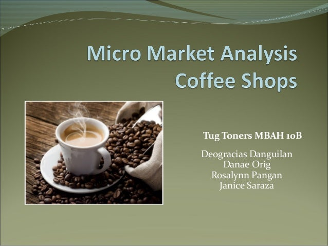 situation analysis of coffee shop Starbucks coffee situation analysis starbucks are overpriced when we consider the difference between the cost of a cup of coffee and what starbucks sells it.
