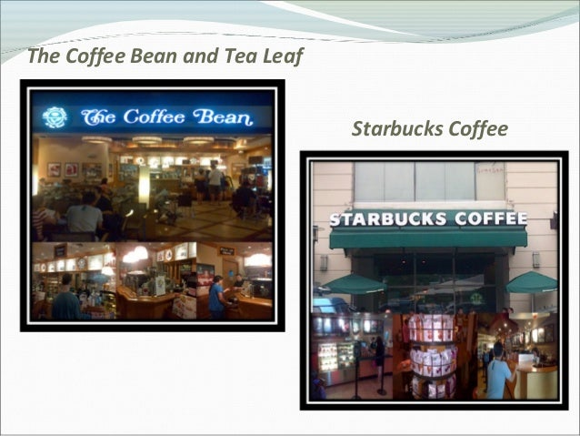 The Coffee Shop Industry: Internal and External Perspectives